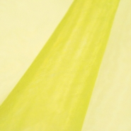 Organza, polyester, 03_13903-14, yellow