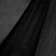 Organza, Polyester, 11_13903-11, schwarz - Bema Stoffe