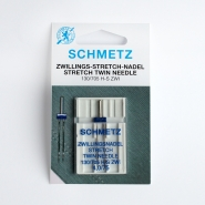 Machine needles, double stretch 4-75, 425