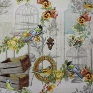 Deko tisk, ptice, 14005-4