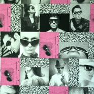 Deco, print, fashion, glasses, 14006-2