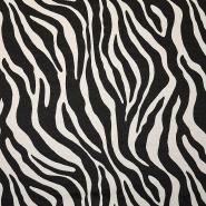 Deko žakard, zebra, 13967-13