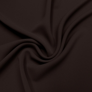 Fabric for suits, 13459-3, dark brown