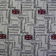 Deco jacquard, England, 14255
