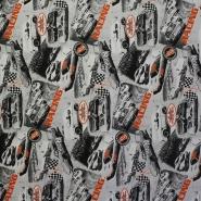 Deco, print, racing, 14256