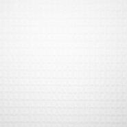 Waffle, 14332, white