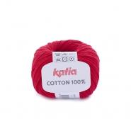 Yarn, 100% Cotton, 14733-4, red - Bema Fabrics