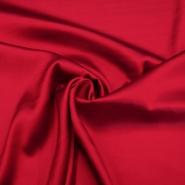 Svila, saten, 4293-11, rdeča