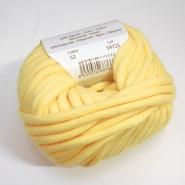 Preja, bombaž, poliamid, rumena, 14736-52