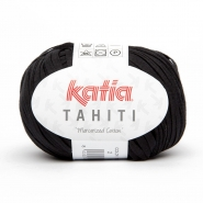 Preja, Tahiti, bombaž, 14737-2, črna