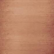 Seide, Shantung, 3956-50, terra cotta