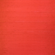 Svila, šantung, 12973-015, rdeča