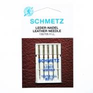 Strojne igle Schmetz, usnje 80, 13422