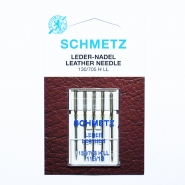 Machine needles, leather 110, 00421