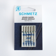 Machine needles, denim 90-110, 00424