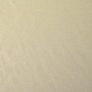 Tkanina, karo, 14182-10, rumena