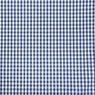 Cotton, poplin, diamond, 14182-29, blue