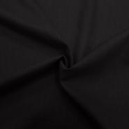Leinen, Baumwolle, 3634-4, schwarz