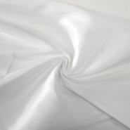 Taffeta, polyester, 4144-027, white