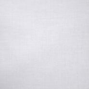 Inlet, bombažna tkanina, 14795, bela