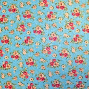 Wirkware, Polyester, 2649-1, floral  - Bema Stoffe