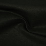 Fabric, cotton, jute, 2650-32, black - Bema Fabrics