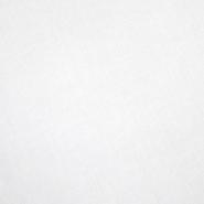 Pamuk, popelin, elastin, 13596-01, bijela