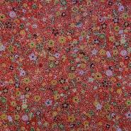 Bombaž, poplin, cvetlični, 13158-2