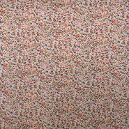 Cotton, poplin, floral, 13167-3