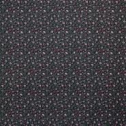 Pamuk, popelin, cvjetni, 13171-2