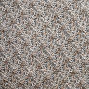 Pamuk, popelin, cvjetni, 13174-3