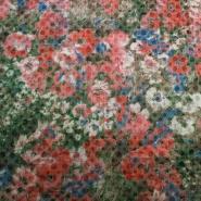 Tkanina tanjša, 13970-4, cvetlični