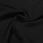 Baršun, pamuk, 14901, crna
