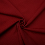 Dekor žakard pike, 11933, rdeča
