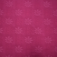 Deco jacquard, flowers, 11942, pink