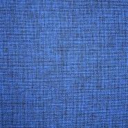 Deko melanž, 280cm, 12456-56, modra
