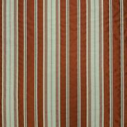 Deko žakard Leiva, 12492-07, oranžna