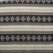 Knit, winter pattern, 15028-058