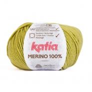 Vuna, Merino, 15034-29, žuta