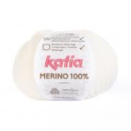 Wolle, Merino, 15034-3, creme