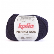 Wool, Merino, 15034-5, dark purple