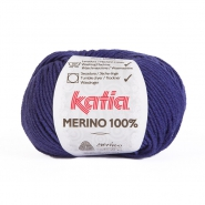 Vuna, Merino, 15034-51, plavo-ljubičasta