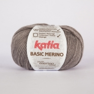 Wool, Basic merino, 15041-13, grey beige