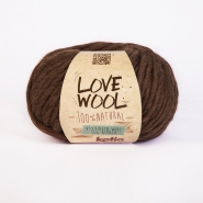 Wool, Love Wool, 15053-104, brown