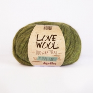 Volna, Love Wool, 15053-113, zelena