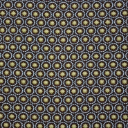 Cotton, poplin, circles, 15149-055