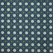 Baumwolle, Popeline, Kreise, 15150-008