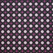 Cotton, poplin, circles, 15150-069