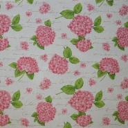 Deco, print, floral, 15188-10 - Bema Fabrics