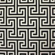 Deko žakard, geometrijski, 15189-01